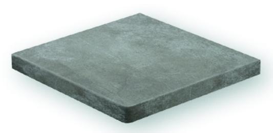 Угловая ступень прямоугольная